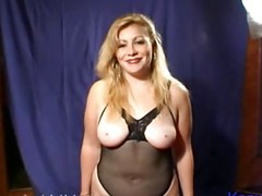 chubby stripping
