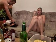 wife interracial party