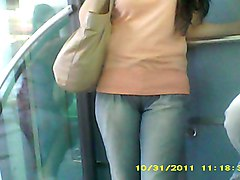 cameltoe asses in publick