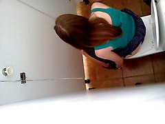 hidden cam in toilet compilation