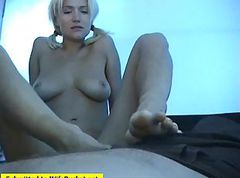 amateur wife threesome creampie