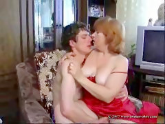 mature russian and girl