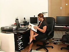 secretaries sans culotte